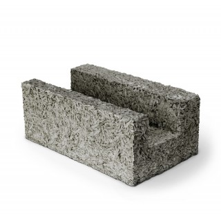 Арболитовые блоки под армопояс