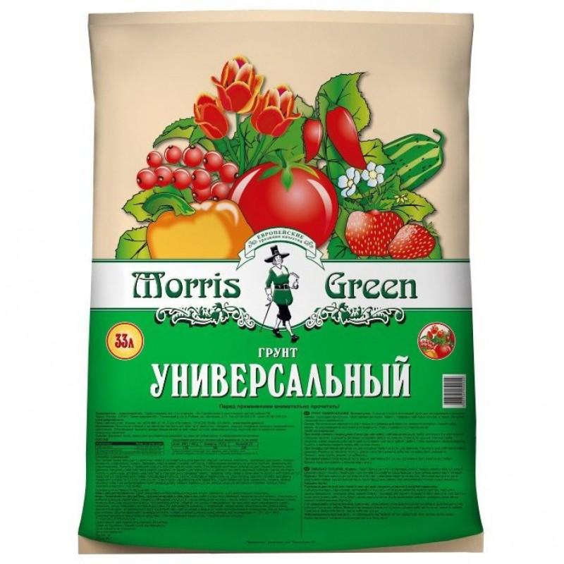 Почвогрунт торфяной «Morris Green» Универсальный 13/33/65 л.