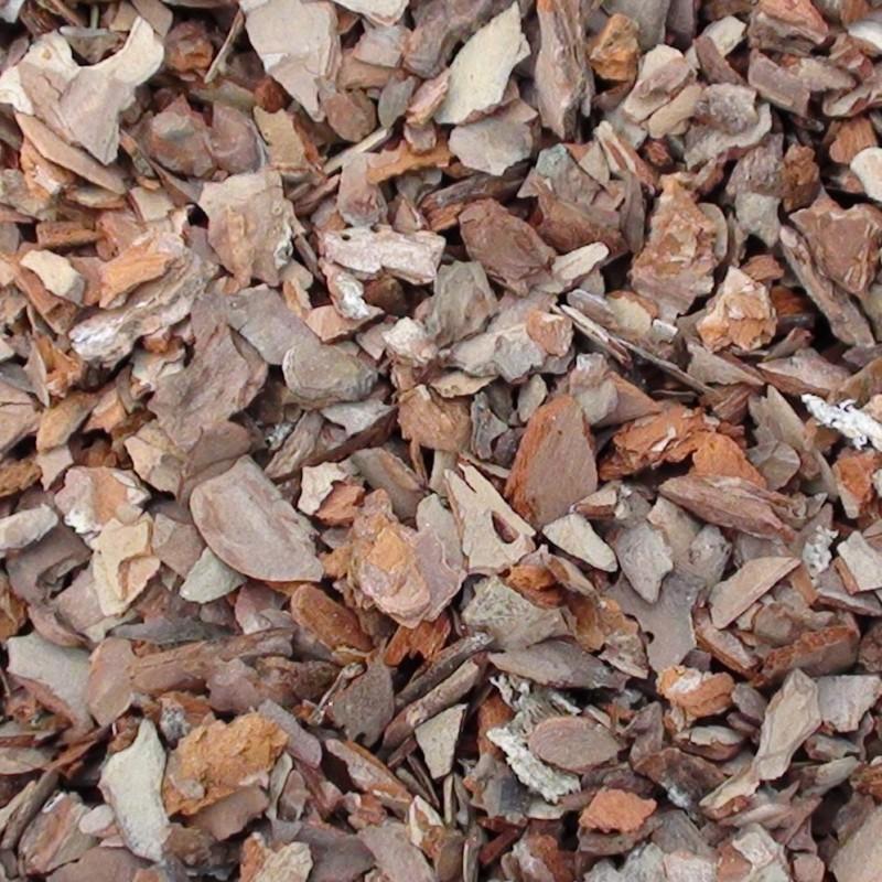 Кора сосны евростандарт (2-4 см)