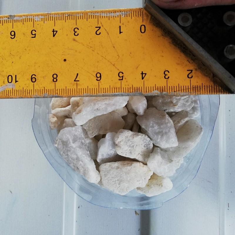 Мраморная крошка белая (10-20 мм)